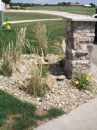 mailbox landscaping with culvert. Wonderful Culvert Landscape Around A Mailbox Landscaping Planting Bed  Example Of   Intended Mailbox Landscaping With Culvert I
