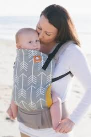 Front Carrier Review: Tula Ergonomic Baby Carrier   Baby Bargains