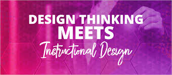 Image result for instructional design and design thinking