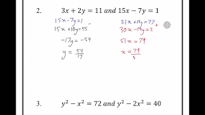 mechanical electrical large size simultaneous equations year advanced maths unit you resistor voltage