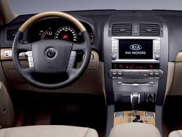 2009 Kia Mohave – pictures, information and specs - Auto-Database.com