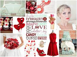 retro wedding theme. Love Is Sweet Ideas for a Retro Valentines Inspired Wedding Chic