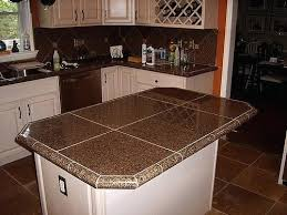 granite tile countertop kitchen remodel with granite tile and floor tile by custom tile and granite granite tile countertop
