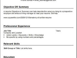 breakupus unusual simple resume format for graduate letter breakupus lovable ways to rescue your rotten rsum attractive use the chronological rsum and stunning