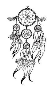 Set It Off Dream Catcher Custom Set Of 32 Waterproof Temporary Fake Tattoo Stickers Grey Dream