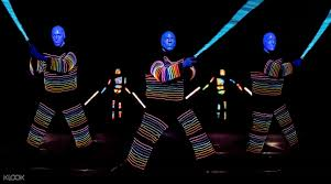 Blue Man Group Off Broadway Ticket In New York