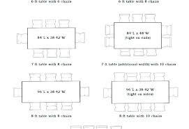 minimum size for 8 seater dining table of room tables measurements fabulous standard sizes medium dinning dining table size