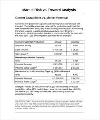 Weekly Marketing Report Template Sample Marketing Report Template 16 Free Documents