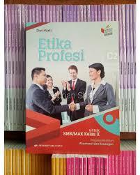 Buku etika profesi kelas 10 smk; Buku Etika Profesi Kelas 10 Pdf Cara Golden