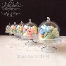 Baby Tray Decoration Free Shipping 60PCS Candy Boxes Tray Stand Favors Holders Great 54
