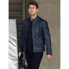 tom cruise mission impossible fallout leather jacket top celebrity jackets
