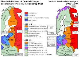 why did lose world war invasion of maps that explain  home ۠why did lose world war 2 invasion of invasion of map showing the planned and actual divisions of according to the molotov ribbentrop pact