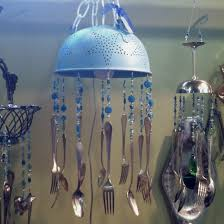 Homemade Wind Chime From Junk