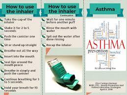 Elsa harmon asthma pamphlet by ElsaHarmon - issuu