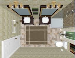 3D Bathroom Designs Cool Design
