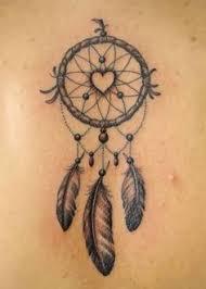 Heart Dream Catcher Tattoo Dream catcher Pinteres 2