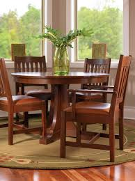 arts and crafts dining table. Dining Room Furniture Reids Fine Furnishings Pictures And Mission Round Table 2017 Stickley Cottage Arts Crafts