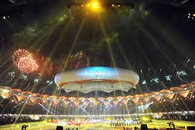 commonwealth games closing ceremony of the 2010 commonwealth games at delhi