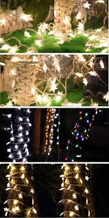 garden party lighting ideas. KCASA DSL 6 Gardening 5M 40LED String Light Star Shape Holiday Garden Party Wedding Decoration Lighting Ideas
