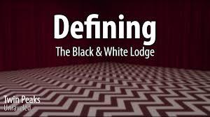 Twin Peaks Black And White Lodge  YouTubeThe White Lodge