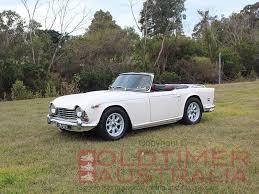 Triumph Oldtimer Australia Classic Cars Racing Cars