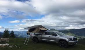 Find the Right Truck Tent for Your Overland Tundra or Tacoma ...