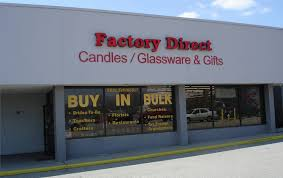 Small Picture Factory Direct Candles Glassware 13 Photos Candle Stores