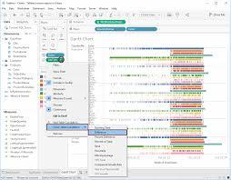 Create A Gantt Chart In Tableau Gantt Chart In Tableau