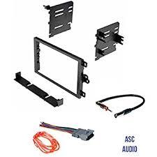 amazon com stereo install dash kit chevy trailblazer 02 03 04 05 metra ibr-whgm3 at Car Stereo Wiring Harness Cf Whgm2