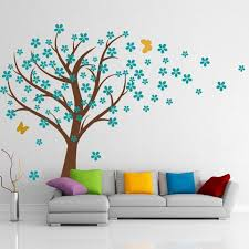 large size of wall decor purple tree wall sticker mirror wall stickers blossom tree wall decal