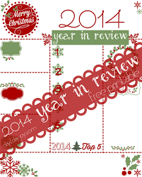 Christmas Letter 2014 Year In Review Printable Day2day Joys