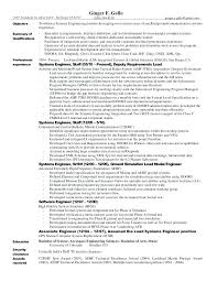 Unix Engineer Resume Bitacorita