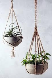 elegant diy hanging planter ideas for indoors 43