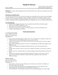 Caterer Resume Caterer Resume Sample Free Download Catering Manager