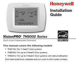 visionpro 8000 aux or em heat override doityourself com if you have the optional outdoor sensor you can set option 350 to control the outdoor temp that switches from heatpump to gas function above red square
