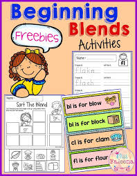 These are FREE samples from my Kindergarten Morning Work Bundle ...