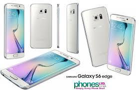 samsung galaxy s6 edge white. samsung galaxy s^ edge white pearl deals and prices s6