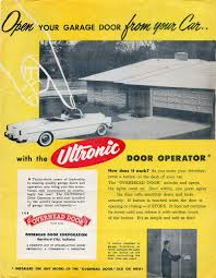 Check out this ad from 1954! Overhead Door has been a leader in the ...