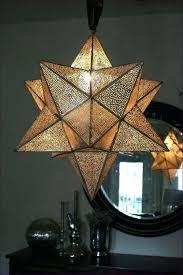 star pendant light fixture star pendant lamp bathroom light