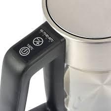 <b>Электрический чайник FIRST FA</b>-<b>5406</b>-<b>7</b> Black, 1.7 л в Москве ...