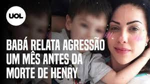 Caso Henry: Babá relatava em tempo real agressões de Jairinho