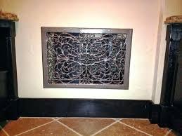 metal vent covers wall kredikartiborcodeme info so diy custom wood air return