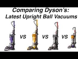 Dyson Big Ball Comparison Chart Comparing Dyson Vacuums Ball Animal 2 Multifloor 2