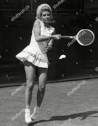 Lea Pericoli Italian Tennis Player Wimbledon Lea Editorial Stock Photo -  Stock Image