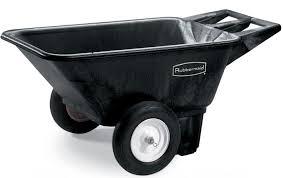 garden cart. Rubbemaid Low Wheel Garden Cart L