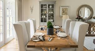 image of wingback dining chair slipcovers