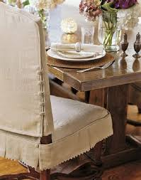 knowing how to make dining chair slipcover beautiful dining room chair slipcovers clic designs qt
