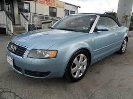 2006 Audi A4 1.8T 2dr Convertible In Houston TX - Talisman Motor City