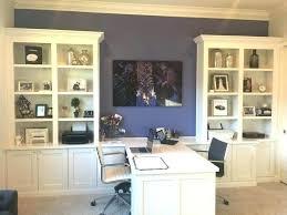 custom office desk his and hers desk custom office with his and hers desks and bookshelves