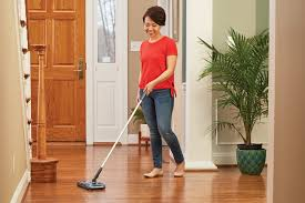 simplify everyday hardwood floor cleanups